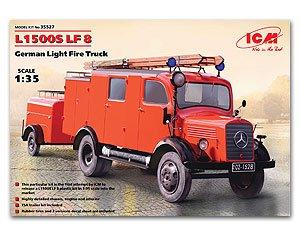 L1500S LF 8, German Light Fire Truck  (Vista 1)