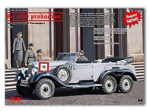 G4 1939 Production, German Car W/Passeng  (Vista 1)