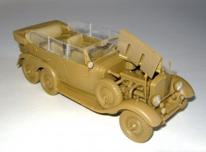 G4 1939 Production, German Car W/Passeng  (Vista 2)