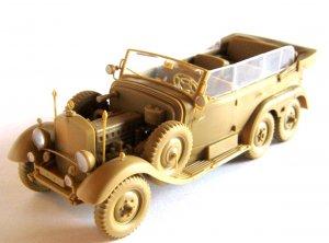 G4 1939 Production, German Car W/Passeng  (Vista 3)