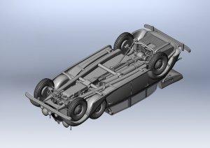 Daimler-Benz Type 770K (W150) Tourenwage  (Vista 4)