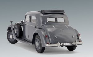 Typ 320 (W142) Saloon, WWII German Staff  (Vista 6)