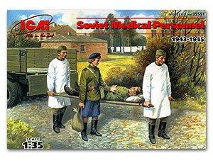 Personal medico Sovietico 1943-1945   (Vista 1)