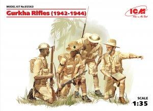 Gurkha Rifles 1944  (Vista 1)