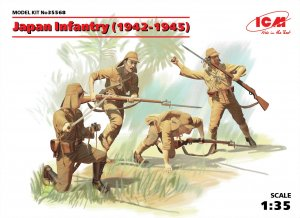 Infanteria Japonesa 1942/45  (Vista 1)