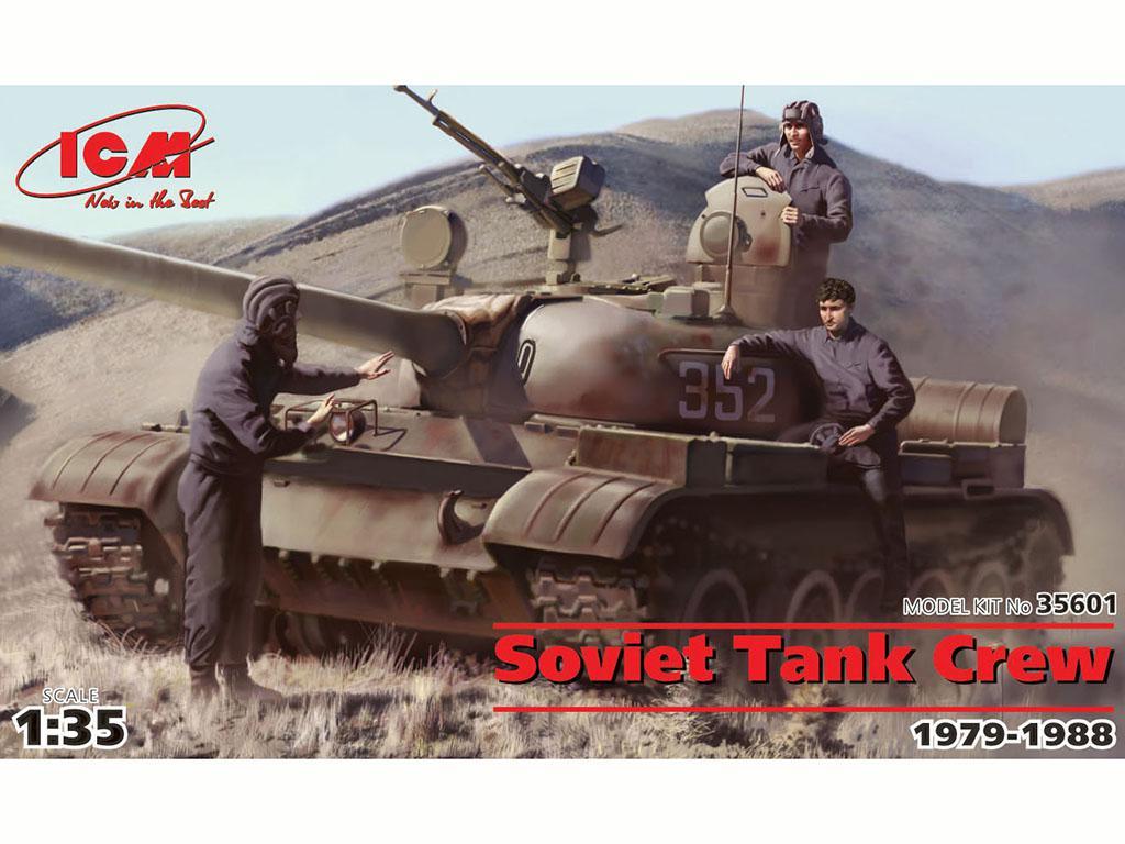 Soviet Tank Crew 1979-1988  (Vista 1)