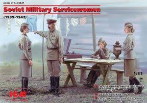 Soviet Military Servicewomen 1939-1942   (Vista 1)