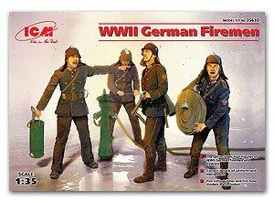 Bomberos alemanes 2ª GM  (Vista 1)