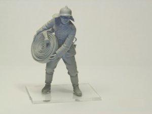 Bomberos alemanes 2ª GM  (Vista 5)
