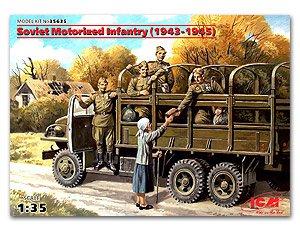 Tropas soviéticas transportadas  (Vista 1)