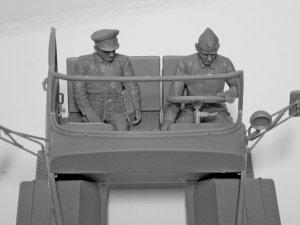 Soldados rusos para dotación vehículo 19  (Vista 3)
