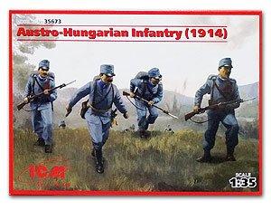 Austro-Hungarian Infantry 1914   (Vista 1)