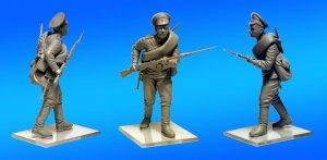 Infanteria Sovietica WWI  (Vista 2)