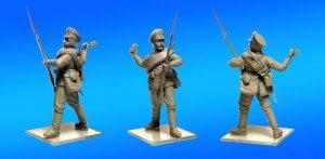 Infanteria Sovietica WWI  (Vista 4)