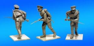 Infanteria Sovietica WWI  (Vista 5)