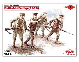Infanteria Britanica 1914 - Ref.: ICMM-35684