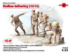 Infanteria Italiana 1915  (Vista 1)