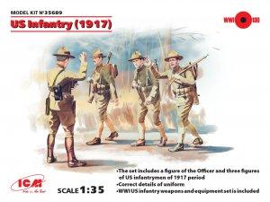 US Infantry 1917  (Vista 1)