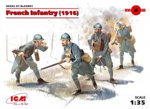 Infanteria Francesa 1916  (Vista 1)