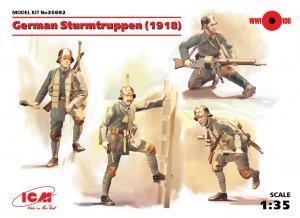 German Sturmtruppen 1918  (Vista 1)