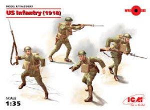 Infantería US 1918  (Vista 1)