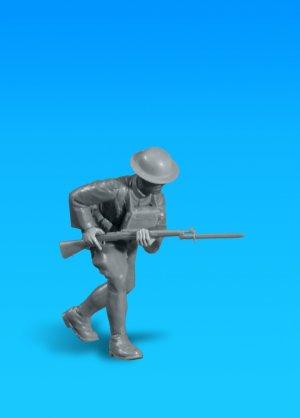 Infantería US 1918  (Vista 5)