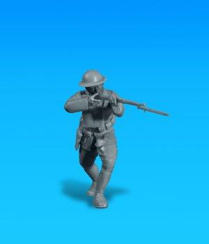 Infantería US 1918  (Vista 6)