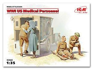 Personal Medico US WWI   (Vista 1)