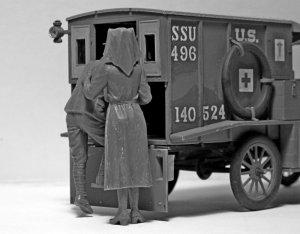 Personal Medico US WWI   (Vista 4)