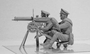 Russian Maxim MG Team  (Vista 2)