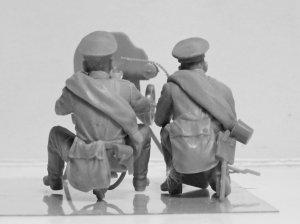 Russian Maxim MG Team  (Vista 3)