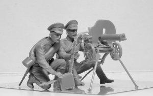 Russian Maxim MG Team  (Vista 5)