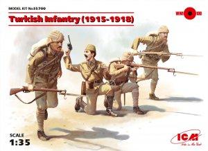 Turkich Infantry 1915-1918  (Vista 1)