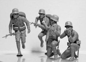 Turkich Infantry 1915-1918  (Vista 4)