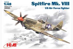 Spitfire Mk.VIII US Fighter  (Vista 1)