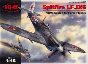 Spitfire LF.IXE WWII Soviet Air Force Fi  (Vista 1)