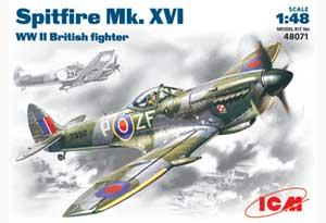 Spitfire Mk.XVI  (Vista 1)