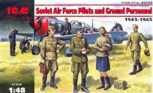 Pilotos y Personal de Mantenimiento Sovi  (Vista 1)