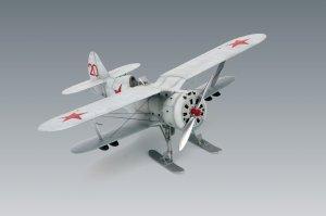 WWII Soviet Biplane Fighte  (Vista 3)