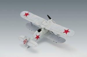 WWII Soviet Biplane Fighte  (Vista 4)