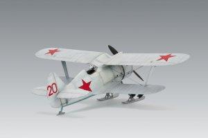 WWII Soviet Biplane Fighte  (Vista 5)