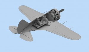 I-16 type 28, WWII Soviet Fighter