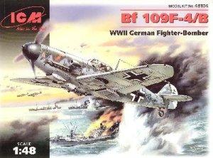 Messerschmitt Bf-109 F-4/B   (Vista 1)