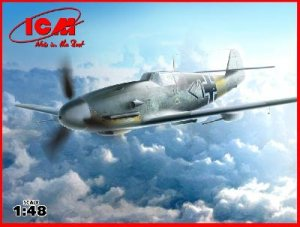 Messerschmitt Bf 109F-4/R6, WWII German   (Vista 1)