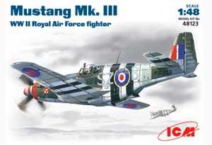 P-51 Mustang Mk.III RAF  (Vista 1)