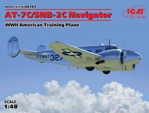 AT-7C/SNB-2C Navigator, WWII American Tr  (Vista 1)