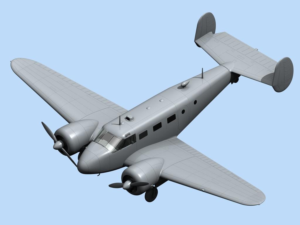 C18S, American Passenger Aircraft  (Vista 2)