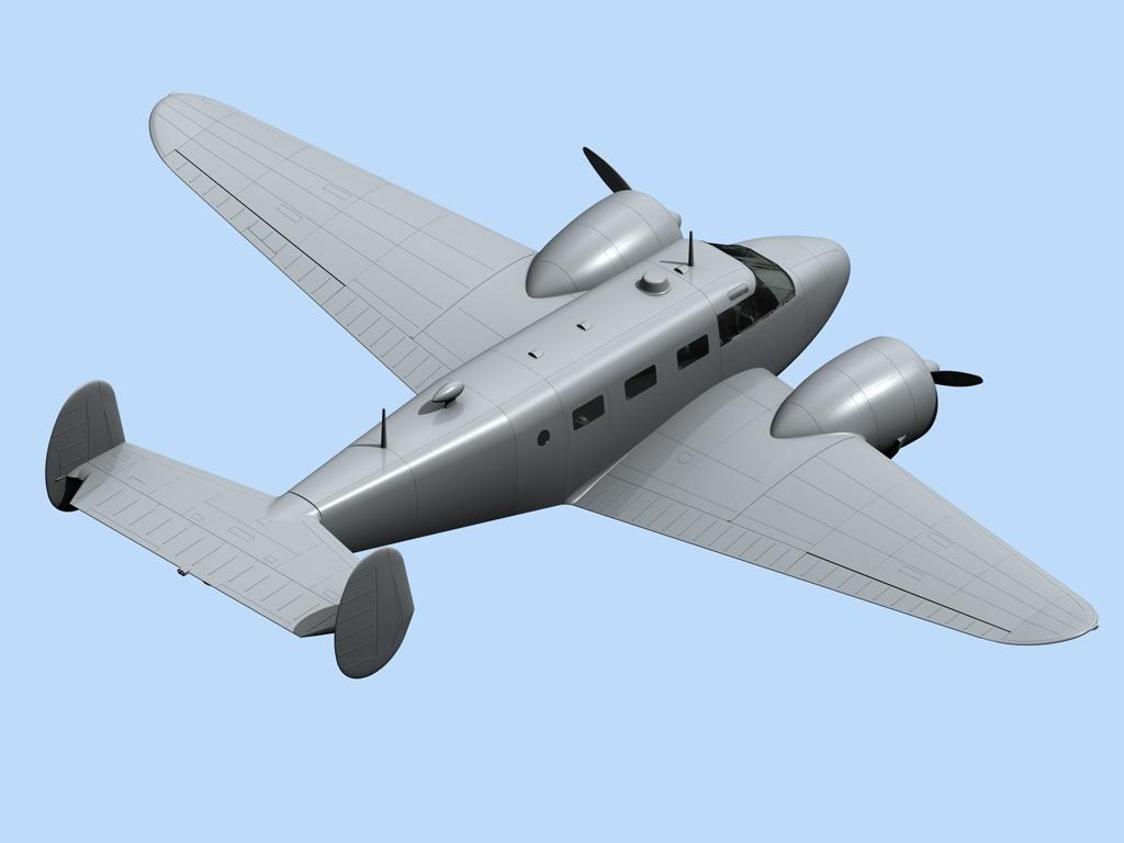 C18S, American Passenger Aircraft  (Vista 3)