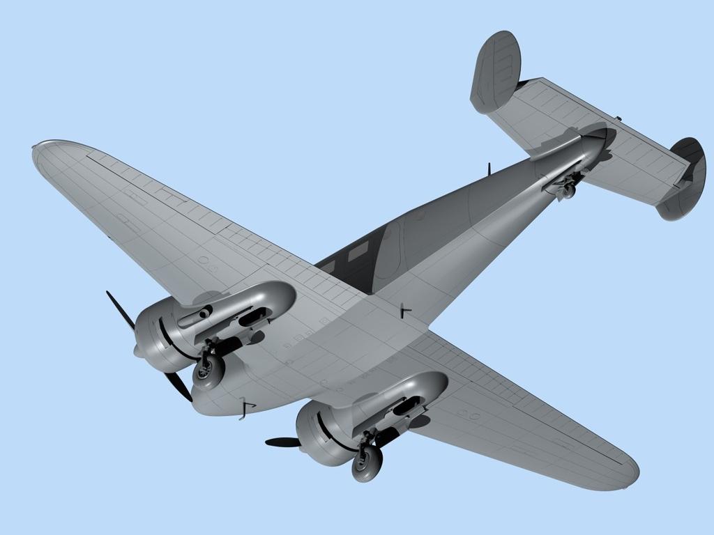 C18S, American Passenger Aircraft  (Vista 4)