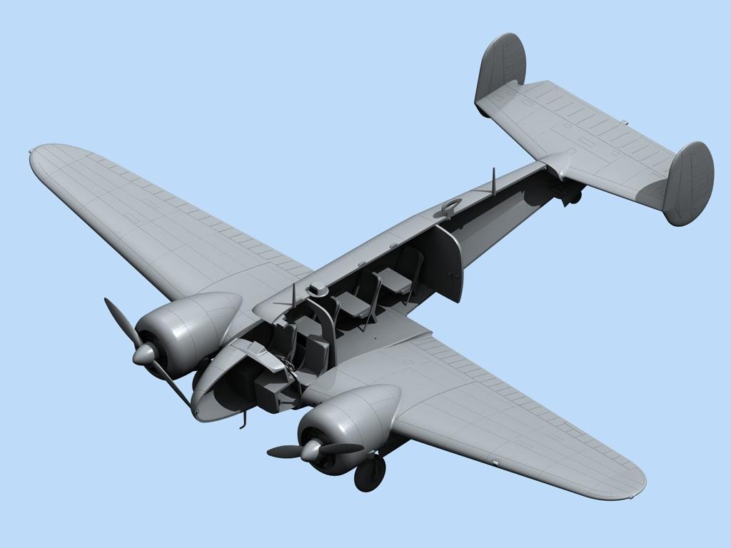 C18S, American Passenger Aircraft  (Vista 5)